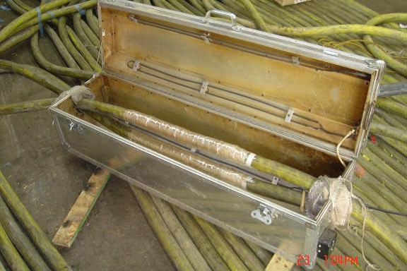 Portable Manual Cable Repair Vulcanizers | Gonzaga Importação